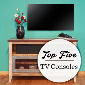 Top Five Tv Consoles - Blog