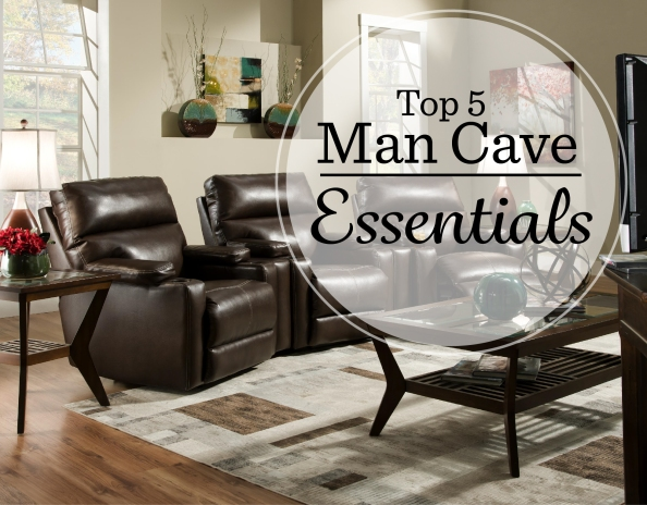 Man Cave Essentials Blog Header