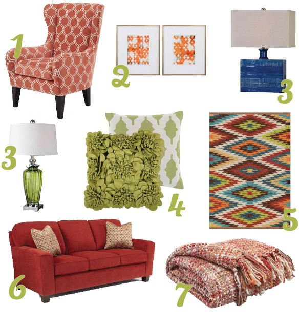 Bright Ideas Accessories Collage - Sheely's Furniture and Appliance Blog-01