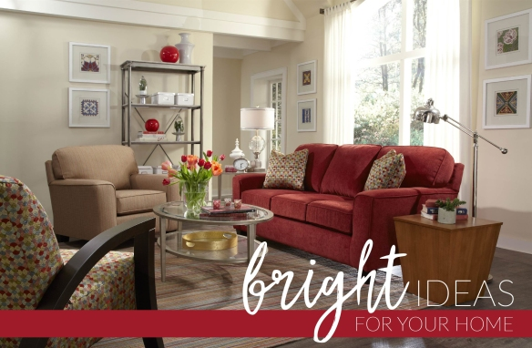 Bright Ideas for your home - Sheelys Furniture and Appliance Blog