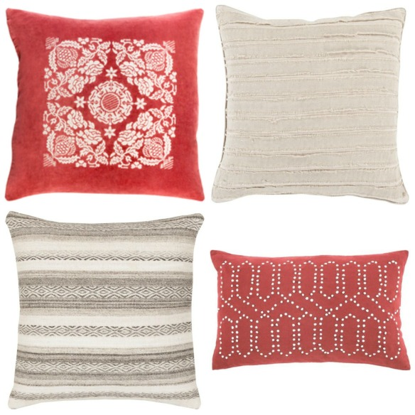 Pillows Farmhouse
