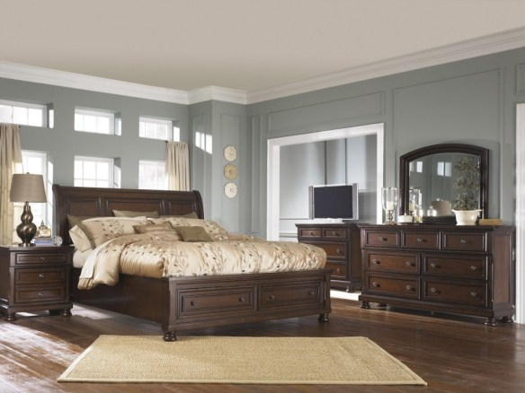 productsashley_furniturecolorporter_b697 k bedroom group 4-b0