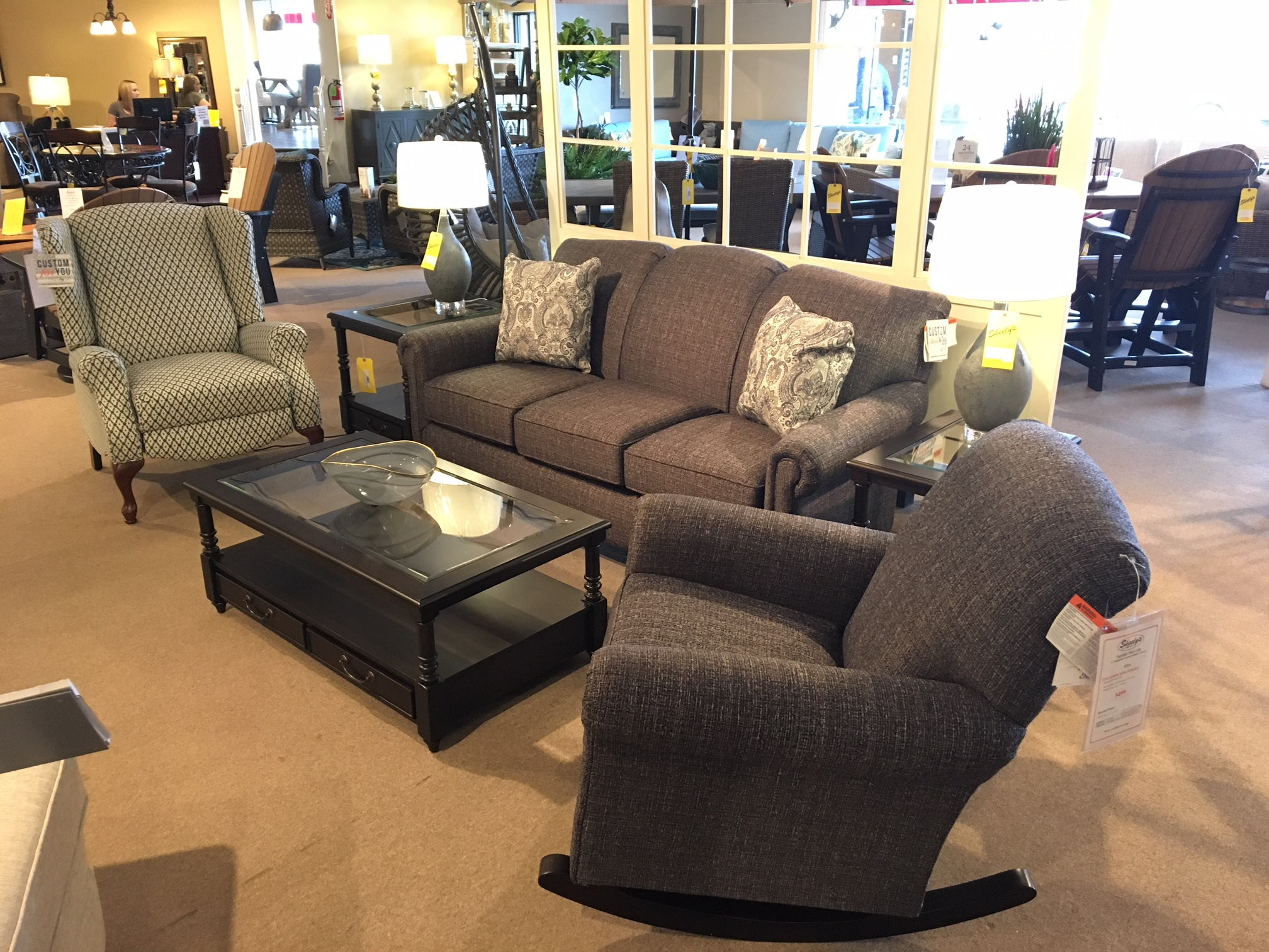 There Is Nothing Quite Like Walking Into A Furniture Store, Ready To  Purchase A Sofa That Will Become A Part Of Your Familyu0027s Daily Routine.  With Englandu0027s ...